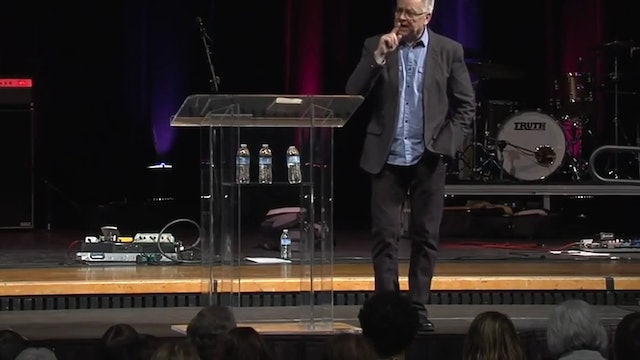 Power to Heal - Session 4 - Randy Clark