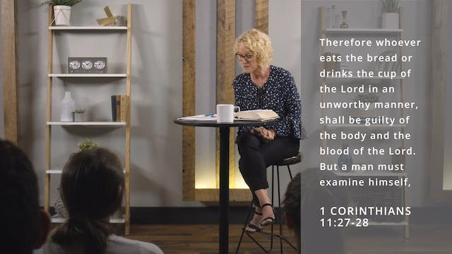 Session 5 - Power of Communion