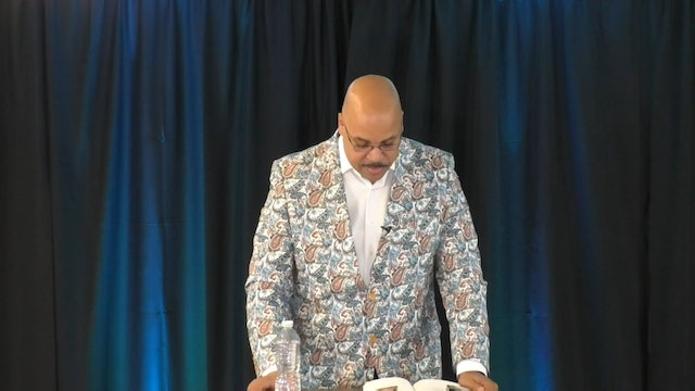 Supernaturally Prophetic Masterclass - Session 10 - John Veal
