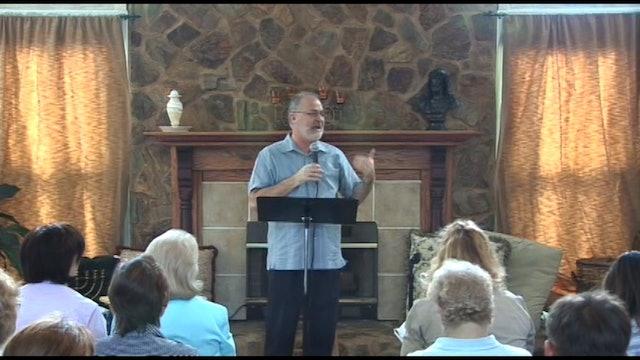 Prayer Storm - Crisis Intervention through Intercession, Part 2 - James Goll