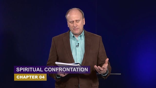 Praying From The Heavenly Realms - Session 4 - Kevin Zadai