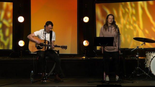 Live Worship - Ellie Shantz & Jonatha...