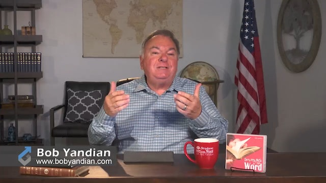Episode 306-Continue In The Word-Part 3-Bob Yandian Ministries-Student of the Word