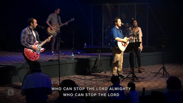 Catch The Fire Worship with Lucas Rod...