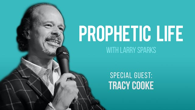 Prophetic Life - Tracy Cooke