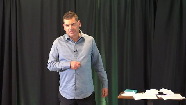 Accelerated Healing - Session 16 - Jo...