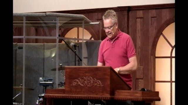 Session 4 - A History of Healing Theology and Supernatural Demonstration – Randy Clark