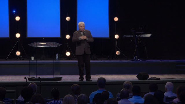 Receiving Healing from the Courts of Heaven - Session 6 - Robert Henderson