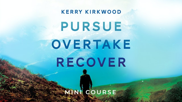 Pursue, Overtake, Recover Masterclass