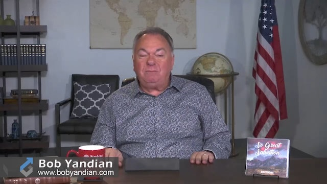 Episode 345-Cities of Refuge-Bob Yandian Ministries-Student of the Word
