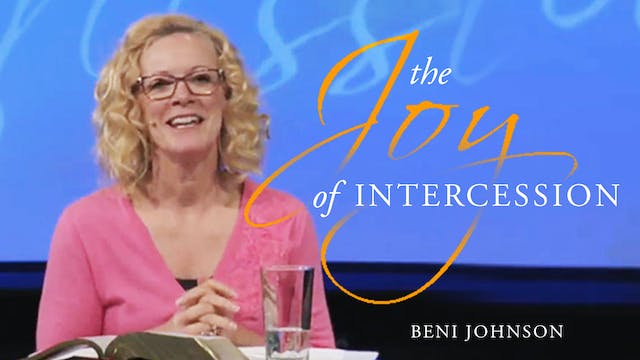 Joy of Intercession Ecourse