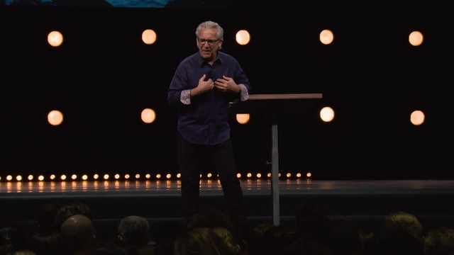 The Way of Life - Session 3 -  Bill Johnson