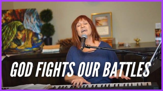 God Fights our Battles  Prophetic Wor...