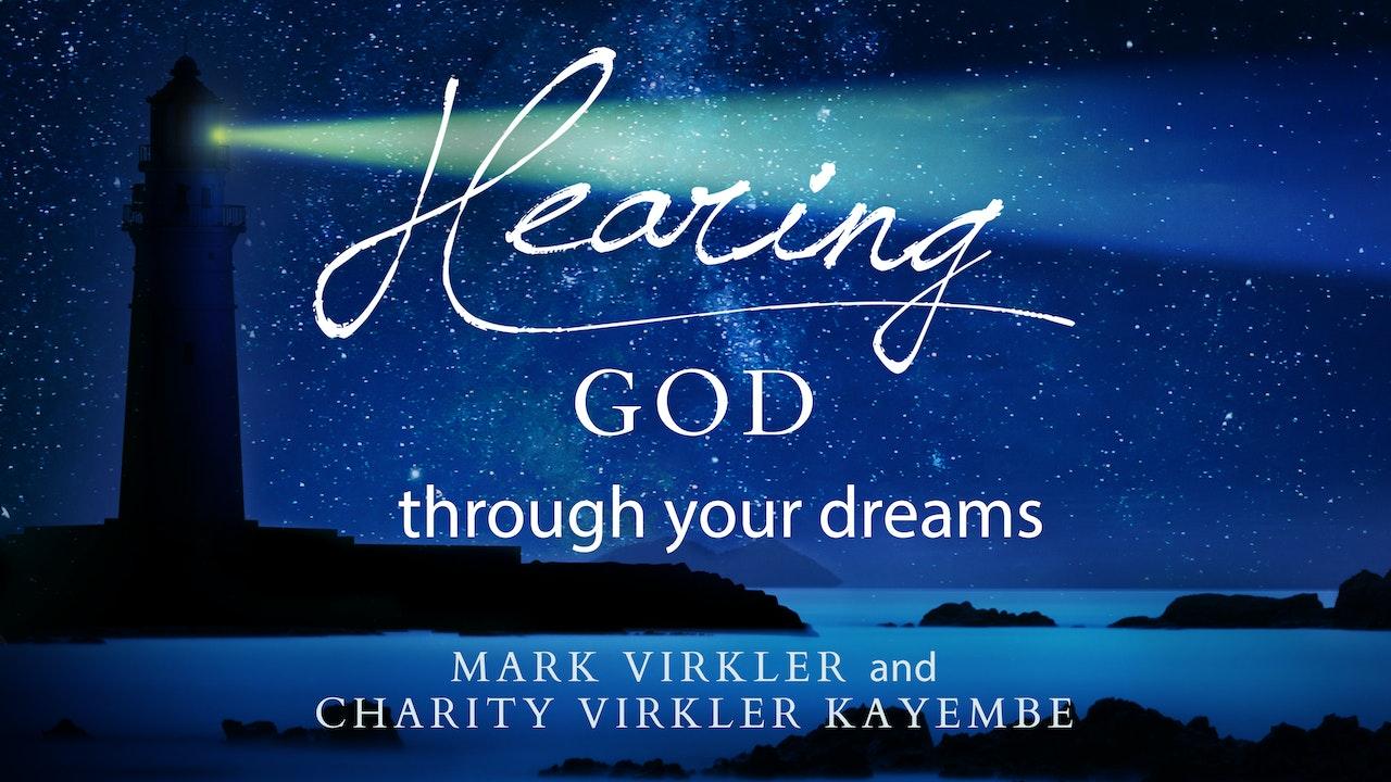Hearing God Through Your Dreams Masterclass