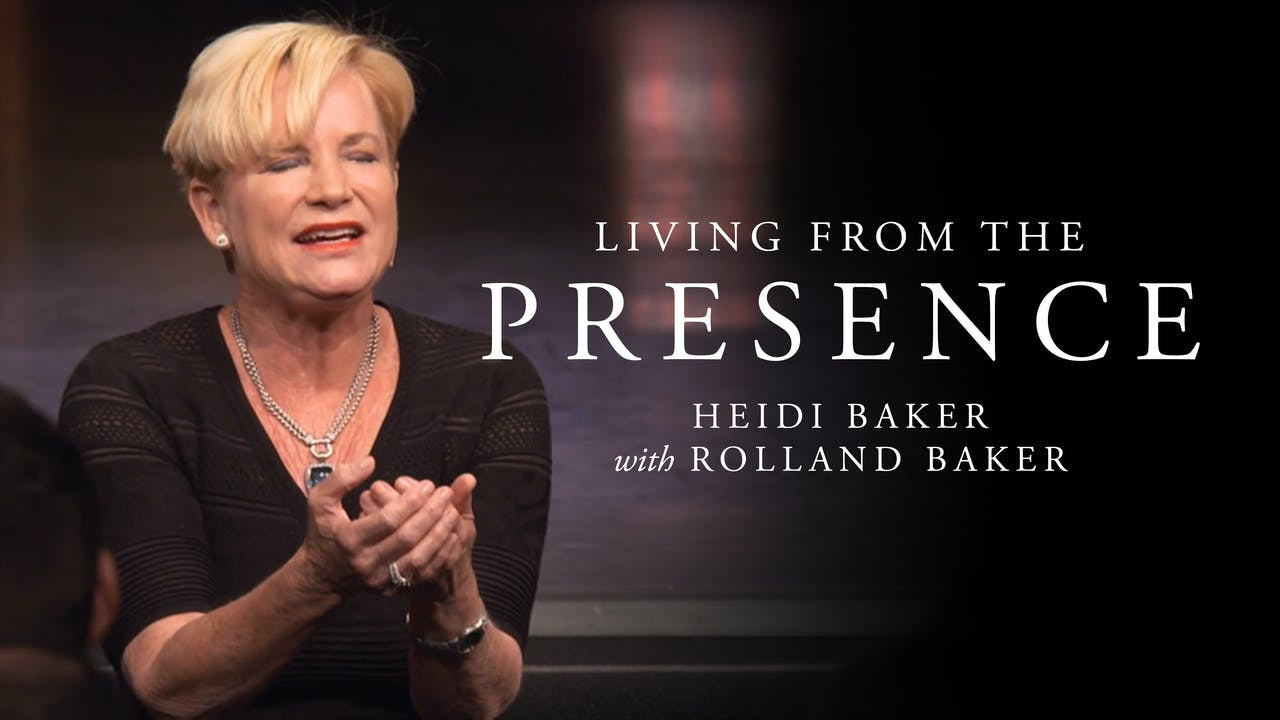 Living From The Presence Ecourse