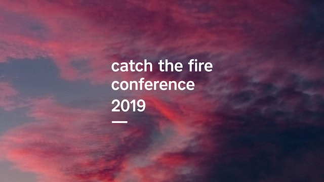 Gordon Harris & S. Jackson - Catch The Fire Conference 2019 (Saturday Afternoon)