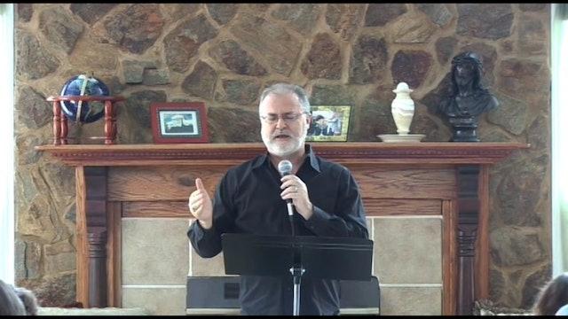 Prayer Storm - Walking in the Footsteps of Jesus - James Goll