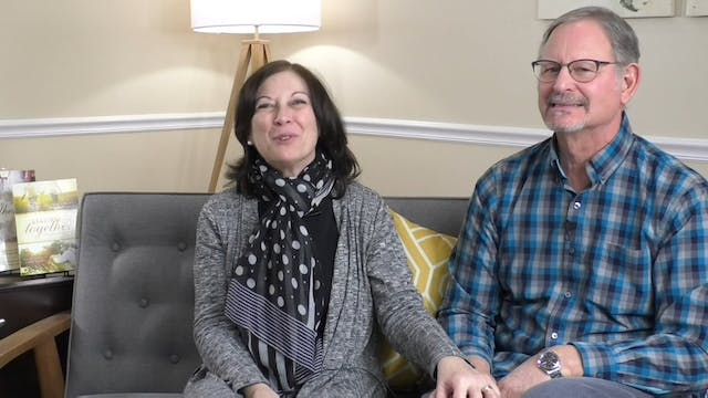 Staying Together - Interview- Steve & Mary Prokopchak
