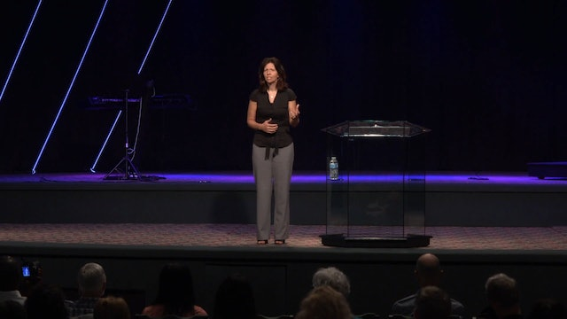Hearing God Through Your Dreams - Session 7: Creativity and Personalized Dream Symbols - Dr. Virkler