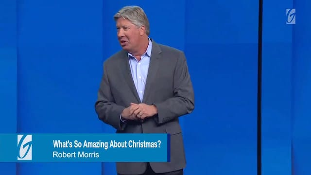 Robert Morris – What's So Amazing Abo...