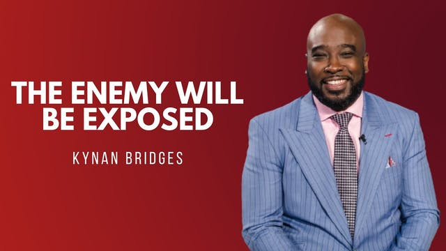 URGENT PROPHETIC WORD: The Enemy Will...