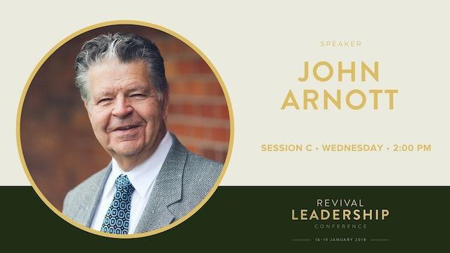 The Anointing - John Arnott (2018)