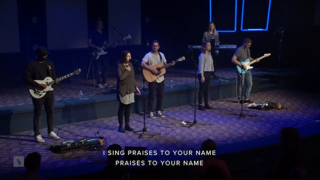Catch The Fire Worship with Hope Stroupe & Dallas Wigston (Sunday, 8 Oct 2017)