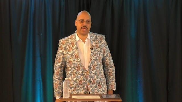 Supernaturally Prophetic Masterclass - Introduction - John Veal
