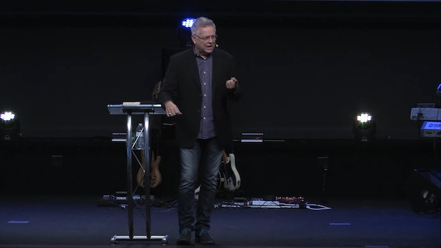 Authority to Heal - Session 8 - Randy Clark