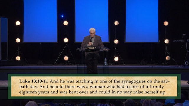 Receiving Healing from the Courts of Heaven - Session 1 - Robert Henderson