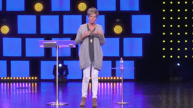 The Spirit Empowered Life - Session 11 - Beth Jones