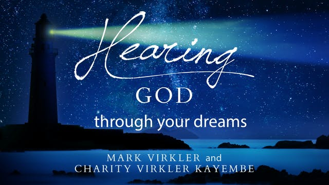 Hearing God Through Your Dreams Ecourse