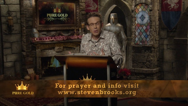 Pure Gold - Season 2: Session 13 - Steven Brooks