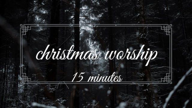 Christmas Soaking Worship