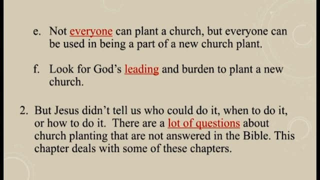 Churches Planting Reproducing Churche...
