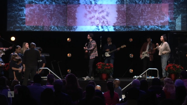 Worship with Dallas Wigston (9 December 2018)