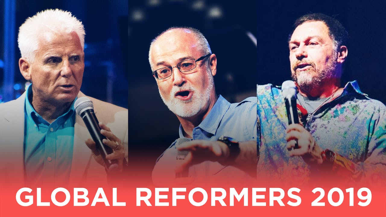 Global Reformers 2019 Conference