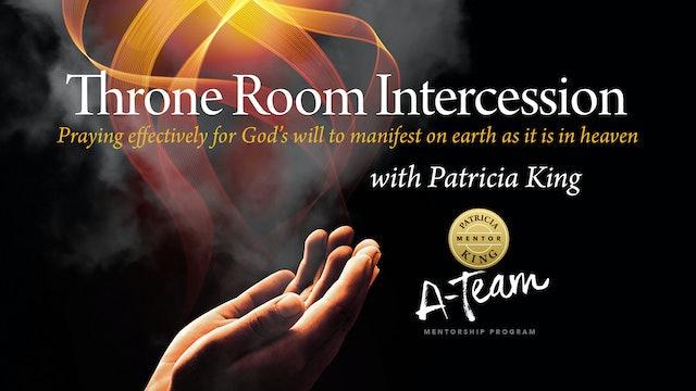 Throne Room Intercession - PROMO