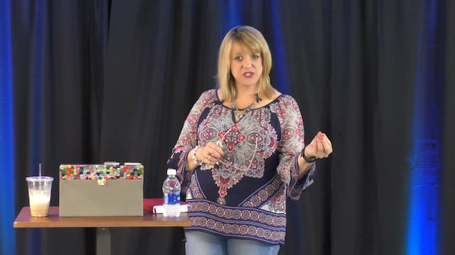 Glory Warfare - Session 15 - Rebecca Greenwood