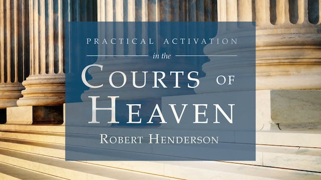 Friday Worship - Practical Activation in the Courts of Heaven Conference