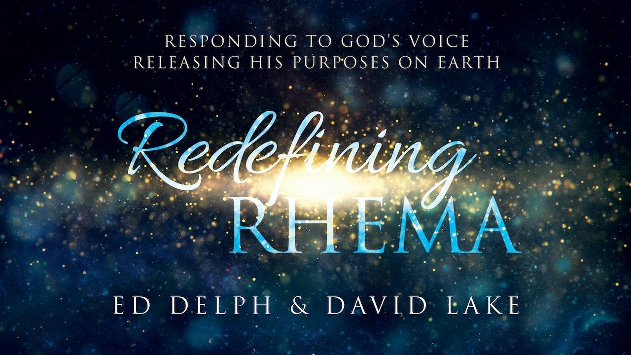 Redefining Rhema Ecourse
