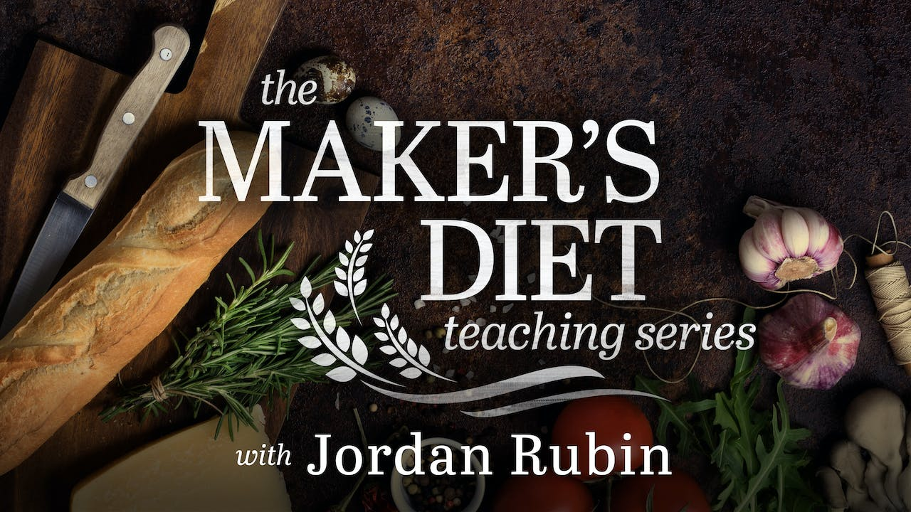 The Makers Diet Ecourse