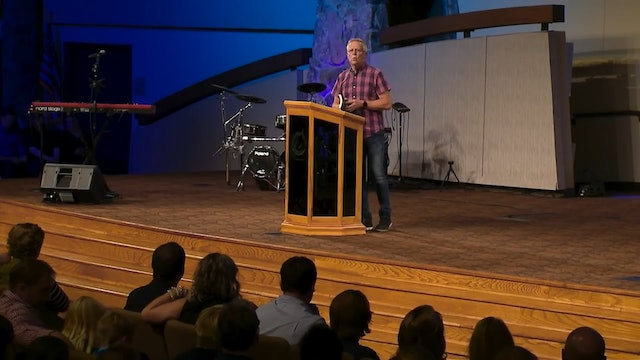 Healing Is Here 2018 - Session 12 – Randy Clark