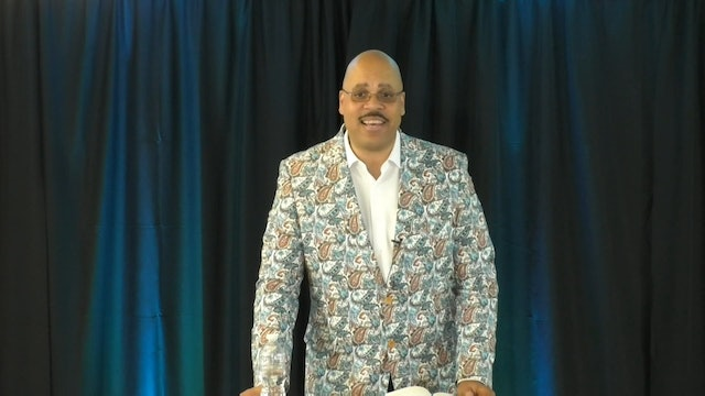 Supernaturally Prophetic Masterclass - Session 13 - John Veal