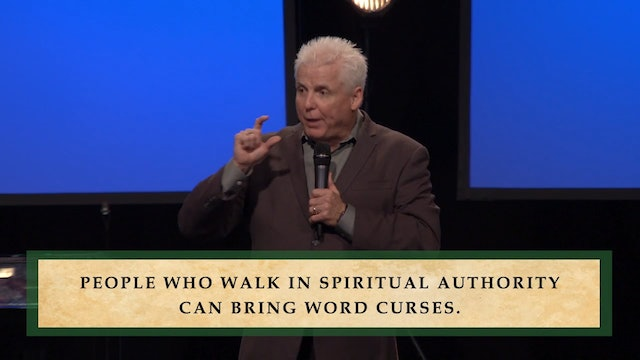 Receiving Healing from the Courts of Heaven - Session 7 - Robert Henderson