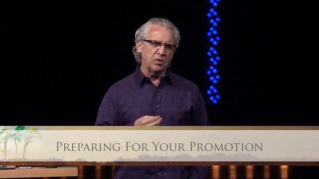 Strengthen Yourself In The Lord - Session 1 - Bill Johnson