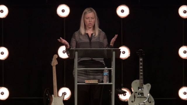 Created for the Impossible - Session 2: Fearless Obedience - Krissy Nelson