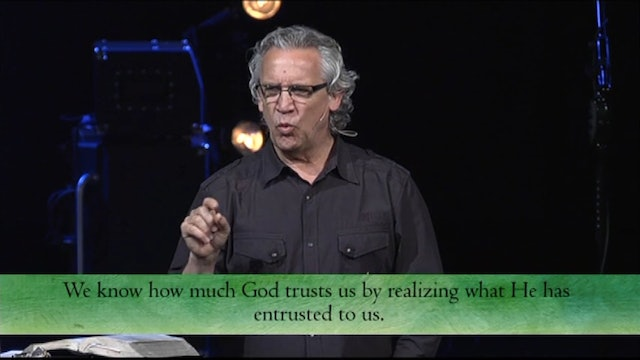 Hosting the Presence - Session 2 - Bill Johnson