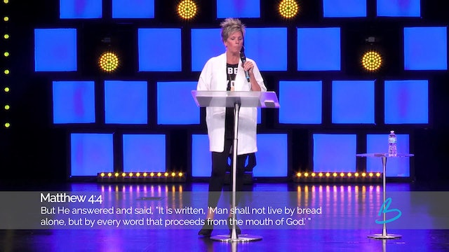 The Spirit Empowered Life - Session 19 - Beth Jones