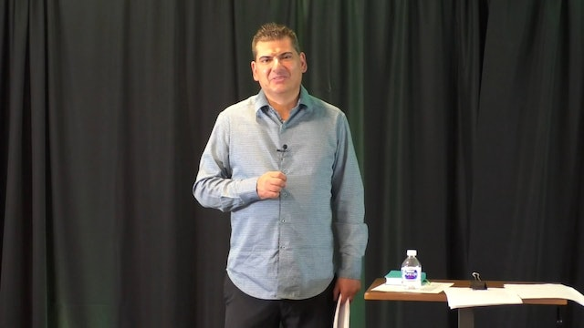 Accelerated Healing - Session 9 - John Proodian